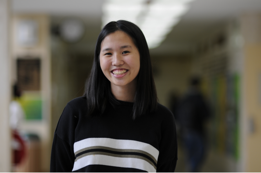 Selina Li '22 supports the Presidential candidates' decision to sue Google, and she is critical of Big-Tech companies.
