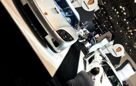 Koenigsegg rule the hypercars exhibit at the New York Auto Show.