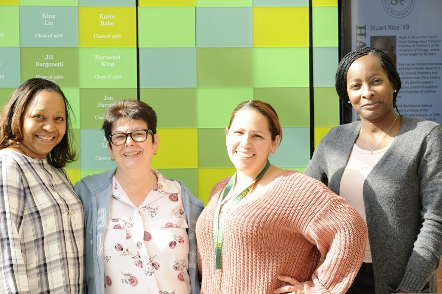 Bronx Science Welcomes New Faculty Members to the Guidance Department