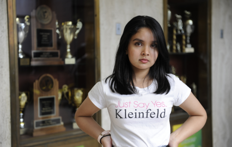 """""""No matter which party you identify with, humanitarian issues still remain pressing and prevalent until a decision is made,"""" said Shezwana Chowdhury '20, a member of several clubs promoting activism at Bronx Science."""