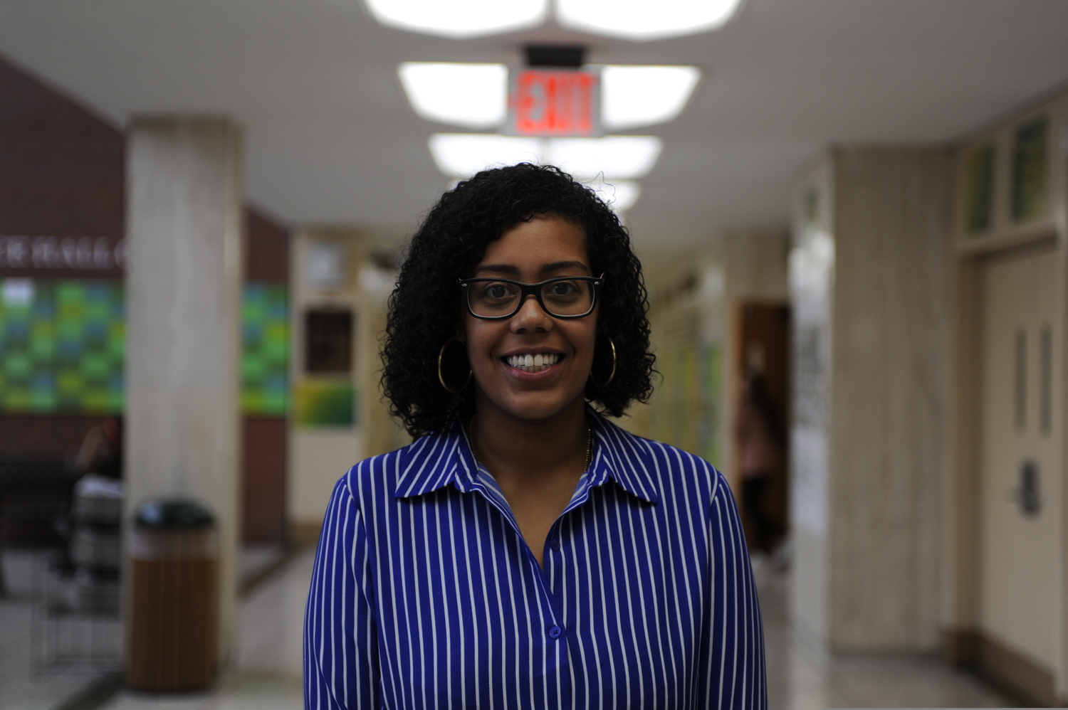 Ms. Wilhelm, a new English teacher at Bronx Science, speaks on her work /life balance between being a high school teacher and a graduate student.