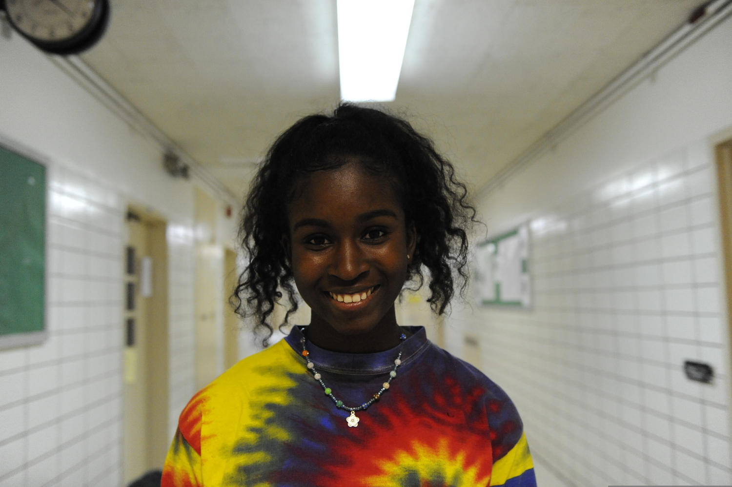 Jasmine Kelly '21 draws in her free time as a stress reliever from the rigorous  academic life at Bronx Science. Like many of our student artists, she finds time to make art after school and on weekends.