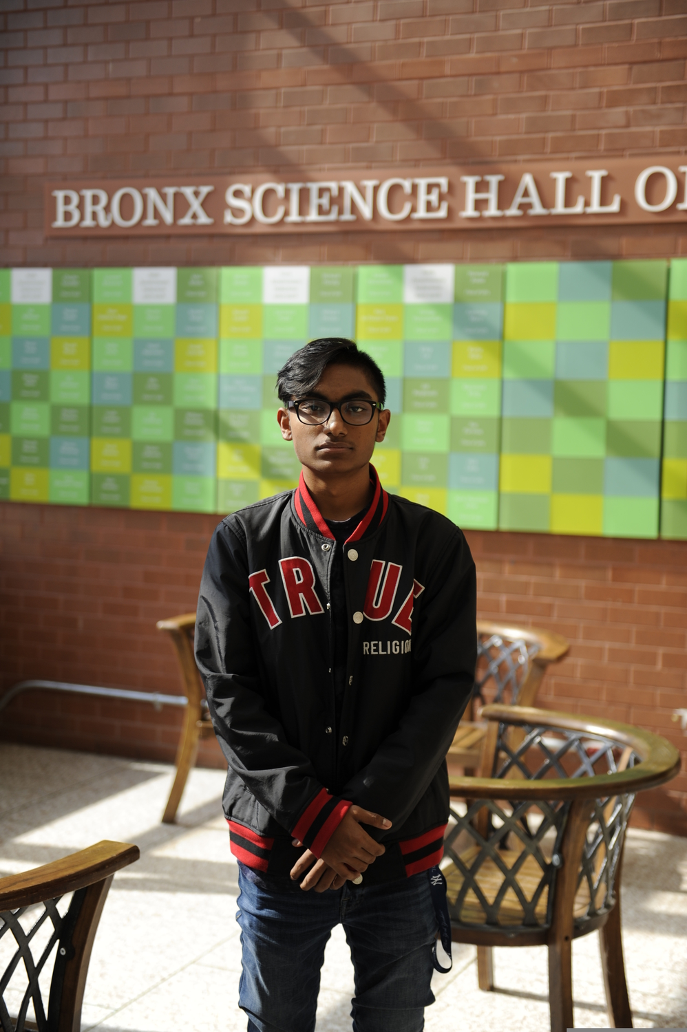Julian Ramcharan, '20, has strong opinions  on the case of Brown's conduct on and off the field.