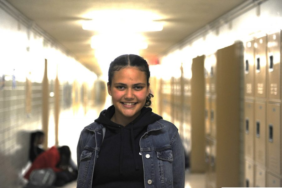 Melanie Tejeda '20 believes we still have  a ways to go in terms of prison reform  in both New York City and our country.