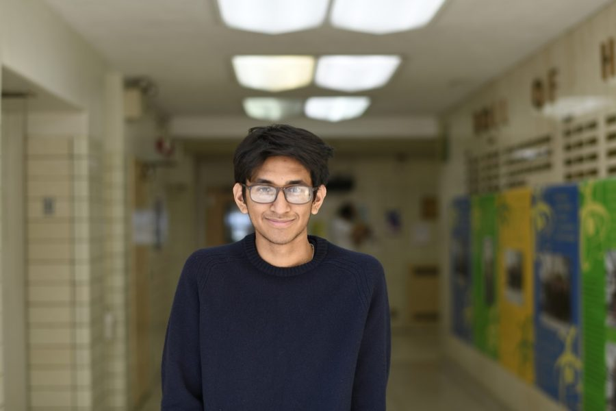 Rizwan Kazi '20 fears how the actions of the government go unnoticed.