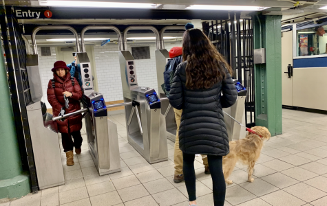 """This proposal is clearly a ruse to aggressively police low-income and homeless New Yorkers,"" Michael Sisitzky, the lead policy counsel at New York Civil Liberties Union, said of the MTA's plan to increase police officers. ""The city would be better served diverting resources toward solutions that would address poverty, not criminalize it."""