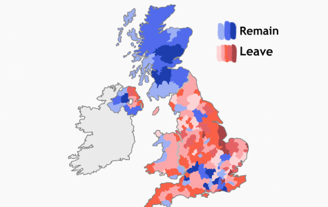 Most voters in England supported Brexit, in particular citizens residing in smaller cities. In the final vote, the support to leave overcame the remaining voters in Scotland, Northern Ireland, and London.