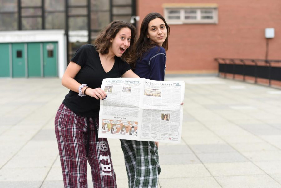 Daniela Castro Garcet '20 and Sofia Mahairas '20 have a brand new Advice Column!