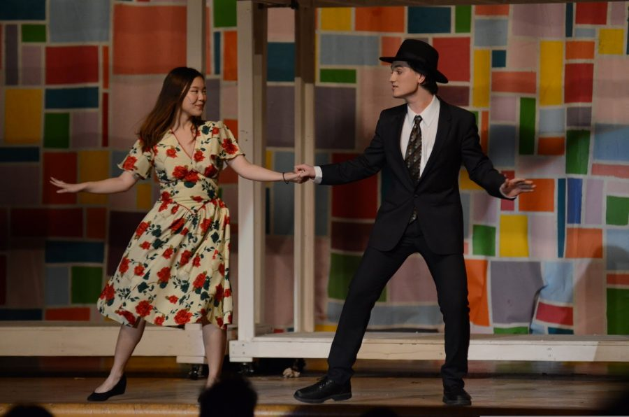 The relationship between Albert and Rosie, played by Owen Tumer and Jean Namgung in Cast A, felt real, leaving the audience invested in what happens. The final song, 'Rosie,' was a sweet and satisfying conclusion to the musical.