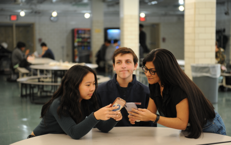 Phones have become an integral part of teenage interactions and all five students who participated in the experiment felt bored not being able to communicate or socialize as they otherwise would have.