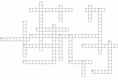 Decades Crossword
