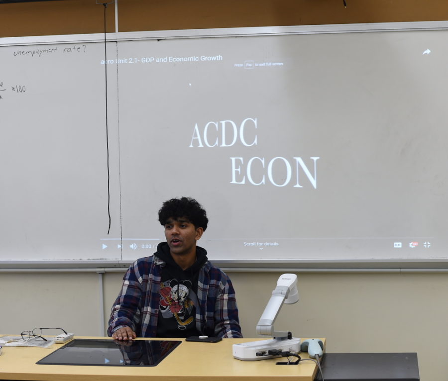 President of The Bronx Science Business Society Sabin Alam '20, is hopeful about the implications of BlackRock's alleged divestment.