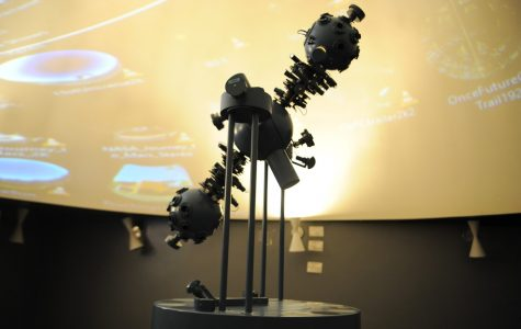 The ZEISS optical system is used in the Bronx Science planetarium to find planets in our solar system. It works in sync with the computer, as the optical system helps one see it from a telescope's point of view, and the computer works like a super-magnified telescope.
