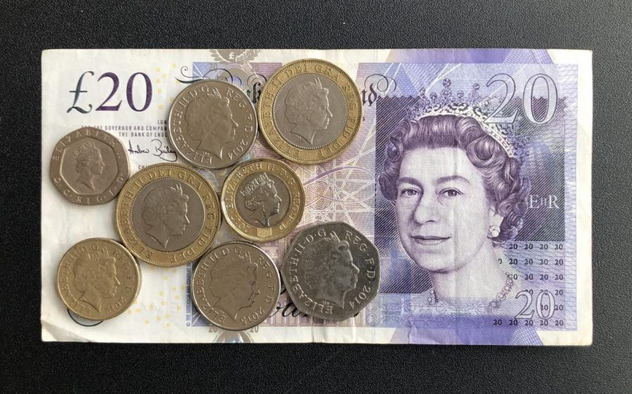Every banknote and coin in Great Britain has the portrait of Queen Elizabeth II on it.