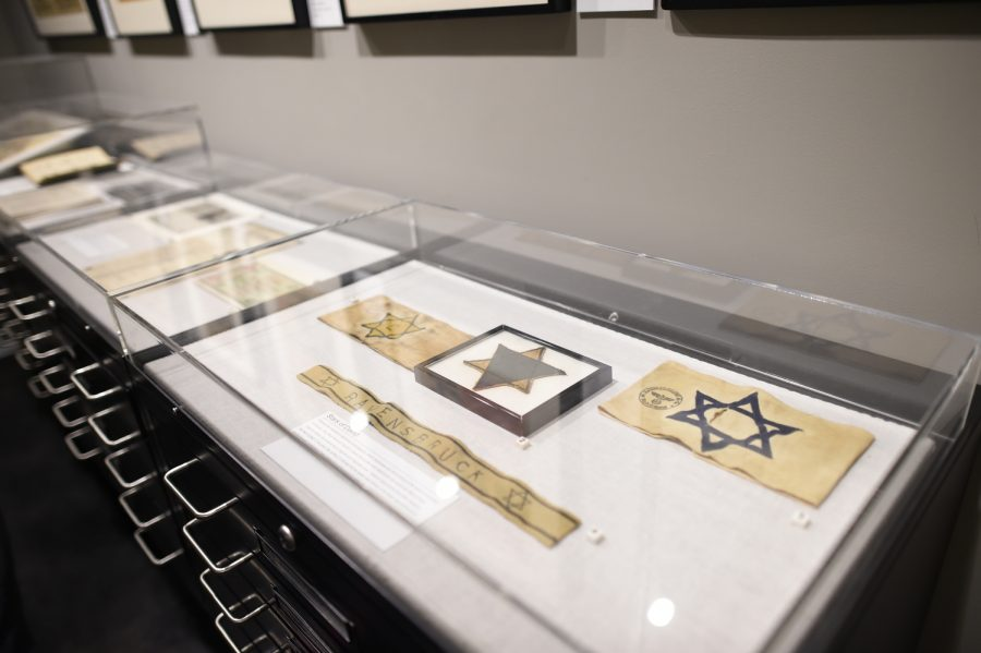 This picture, from Bronx Science's  Holocaust Museum, is a sign of the unwavering strength of the Jewish community, even in the face of rising persecution.