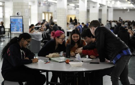 Lunchtime is one of the most important parts of a student's day, where they not only have the opportunity to socialize with friends but also to recharge their energy with a healthy meal.