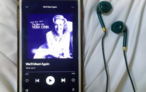 Streamed over 15 million times on Spotify alone, Vera Lynn's song speaks to an international audience during the COVID-19 pandemic.