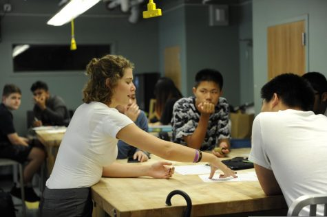 Teachers at Bronx Science