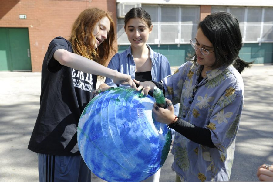 Students+preparing+for+Climate+Week