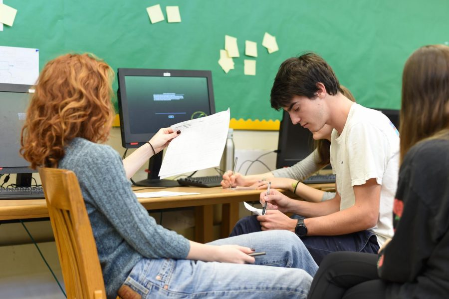Spanish offers more classes than any other language, including options such as Spanish Narrative and Film.