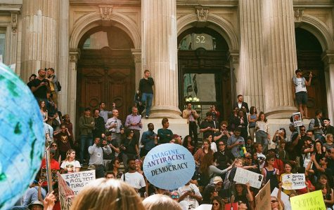 Student climate justice activists from across New York City organized the September 20, 2020 Climate Strike, the largest day of environmental action to date.