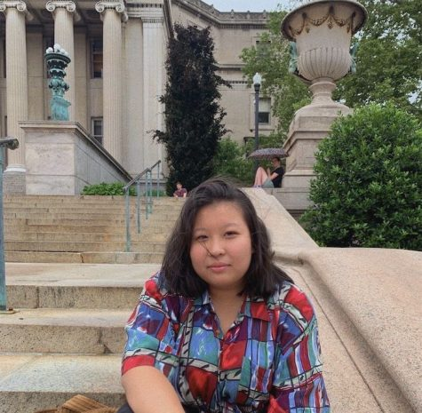 Cynthia Chu '20 shares her experiences as a high school senior living through a global pandemic in the era of COVID-19.