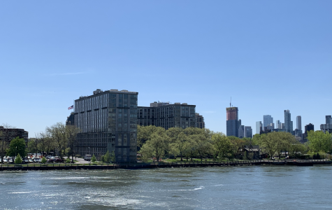 Photos taken during Quarantine reflect the stillness of New York City.