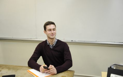 """Elias Silver '20 weighs the pros and cons of social distancing in the developing world. """"All in all, it is most reasonable to implement modest social distancing and other disease prevention measures, but not to enforce a strict and rapid quarantine as has been done in places like Uganda,""""  said Silver."""