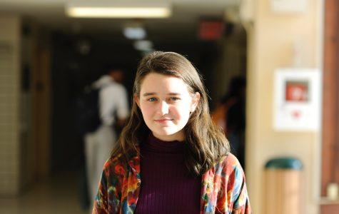 Edie Fine '21, Editorial Columnist.