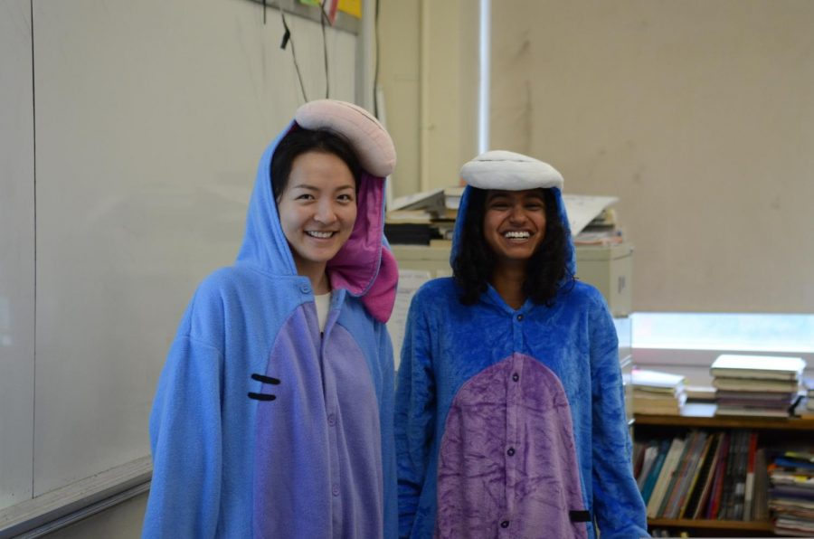 Halloween being celebrated widely at Bronx Science.