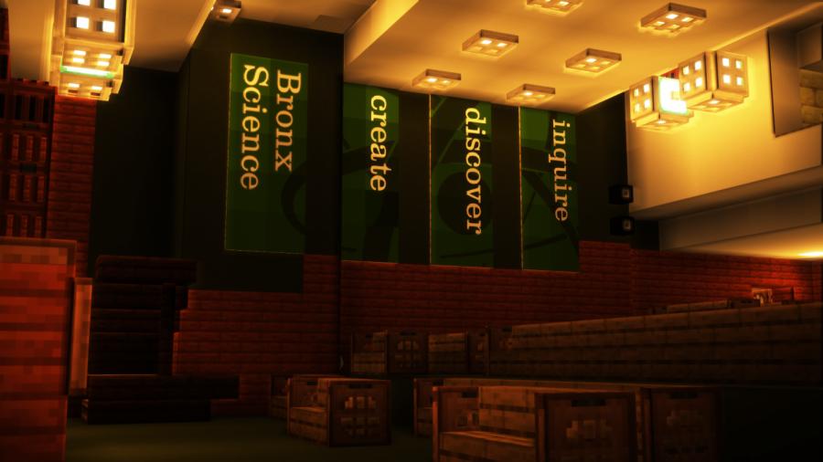 The+Bronx+Science+auditorium+in+Minecraft+is+a+true+simulacrum+of+the+real+auditorium.