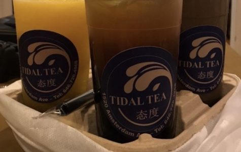 """Tidal Tea is currently open to the community. """"We are open for take out and pick up. We take cash and any electronic method of payment,"""" said Ethan Chen '20."""
