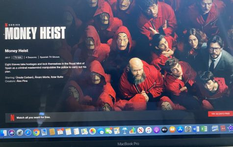 'Money Heist' is available for viewing on Netflix (subscription required).