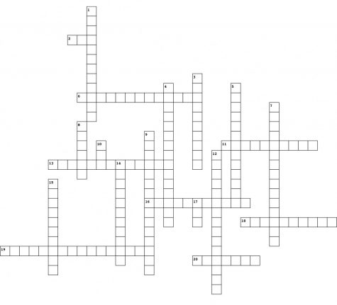 Summer 2020 Crossword: Classic Movies