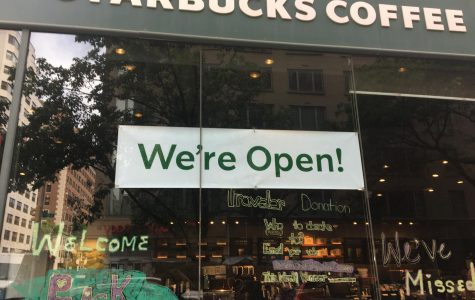 Businesses such as 'Starbucks' are excited to reopen and rebuild the economy. But the question remains, what is the health cost of doing so?