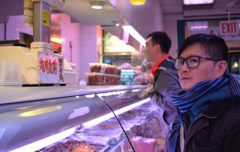 Like many families, my father chose to purchase our groceries at the local market in Chinatown, rather than buy them through online delivery services.