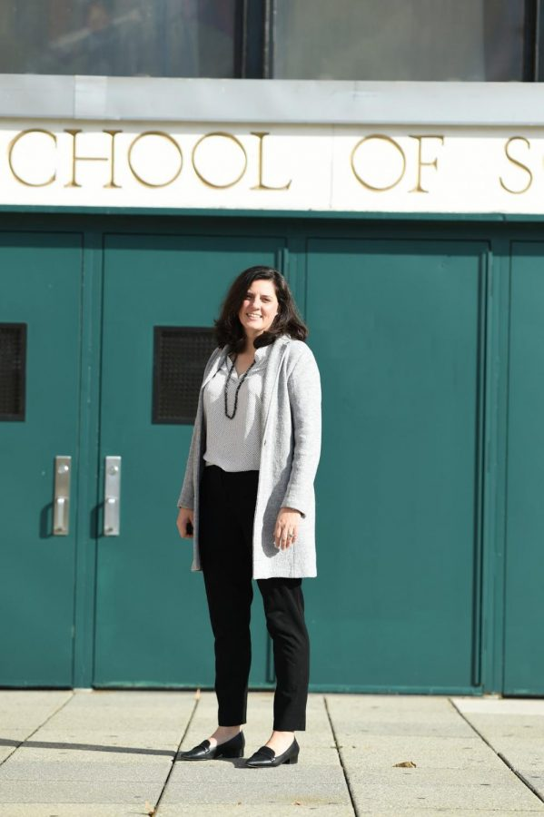Principal Hoyle is excited to help lead the Bronx Science community forward. She is Bronx Science's ninth Principal since the school's creation in 1938.