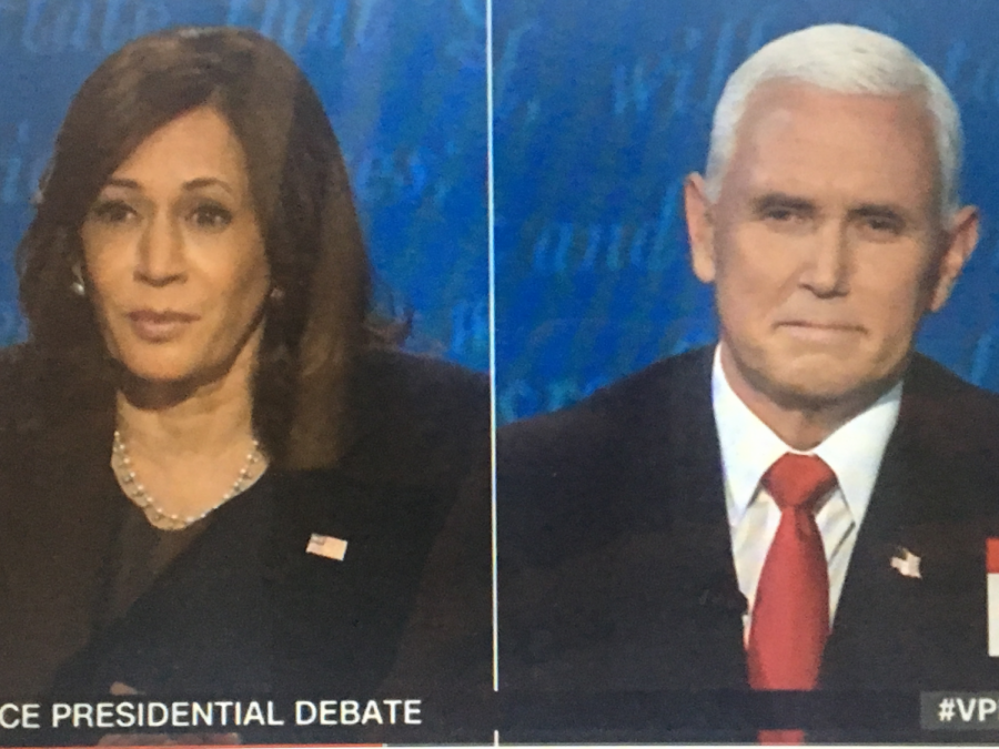 Many+claim+that+the+Vice+Presidential+debate+between+Kamala+Harris+and+Mike+Pence+on+October+7th%2C+2020%2C+was+more+important+and+more+informative+than+the+Presidential+Debate+that+occurred+two+weeks+prior.+%E2%80%9CThe+Vice+Presidential+debate+seemed+much+more+substantive+and+less+of+a+performance%2C%E2%80%9D+said+William+Freedman+%E2%80%9921.%0A