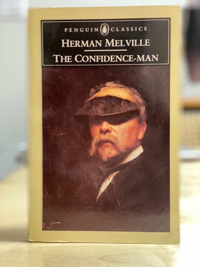 'The Confidence Man' is the ninth book and final novel by American writer Herman Melville. Scholar Robert Milder noted,