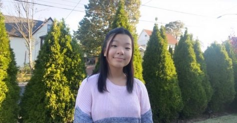 Headshot of Vicky Wang '24