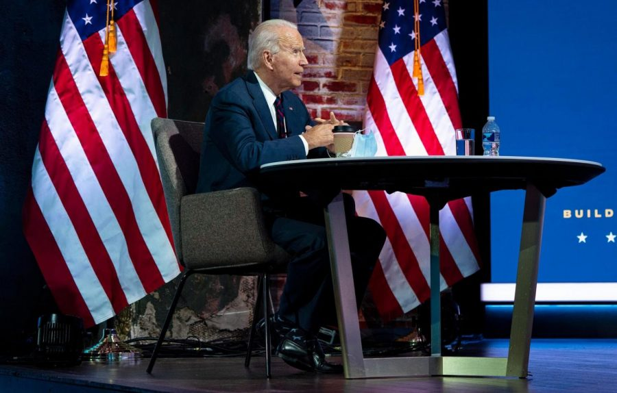 "Biden states he is going to be more critical of Saudi Arabia's policies after he takes office in January 2021. ""It is past time to restore a sense of balance, perspective and fidelity to our values in our relationships in the Middle East,"" Biden said."