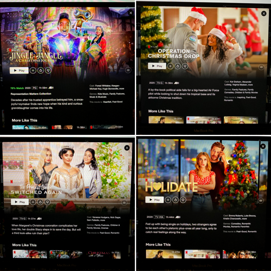 Netflix offers a variety of Christmas movies to watch over the holidays!
