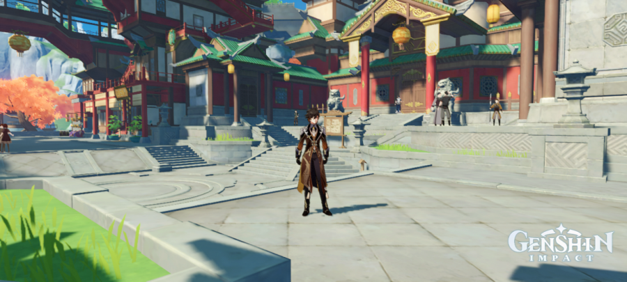 Liyue Harbor is one of the two major cities currently available in the game 'Genshin Impact.' Heavily influenced by Chinese architecture and landscapes, Liyue is very aesthetically pleasing.