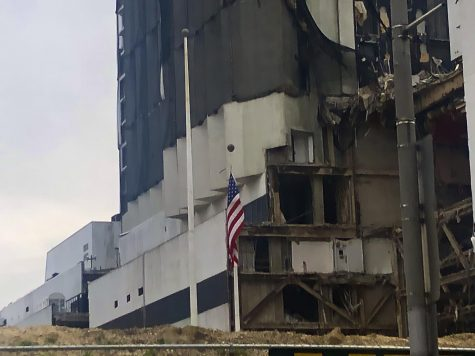 """There is something poetic [in the fact] that the Trump Plaza in Atlantic City is scheduled for implosion about a week after President Biden takes office,"" tweeted Democratic ex-senator Claire McCaskill. The January 29th, 2021 demolition date has since been pushed back to February 2021."