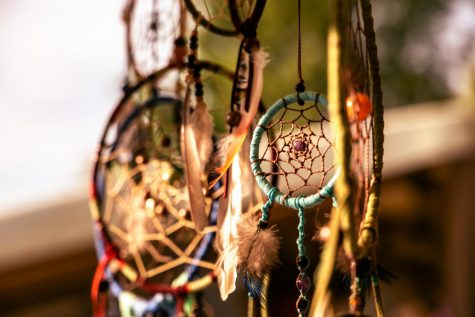 Native Americans believed in the importance of dreams and believed that they are an extension of reality. They believed that making dreamcatchers would catch any bad spirits and bad dreams, and that the dreamcatchers would only allow the better dreams to pass through.