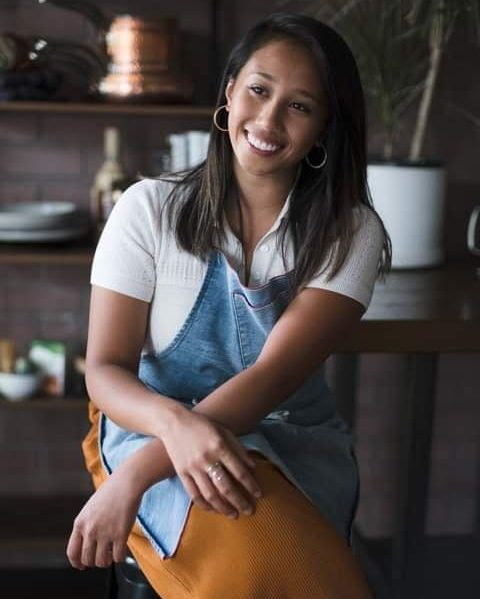 Kimberly Camara wears her heart on her sleeve, sharing personal and often vulnerable stories to connect with others through culture and cuisine.