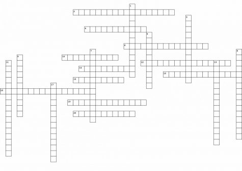 March 2021 Crossword: Trailblazing Women & Feminist Icons