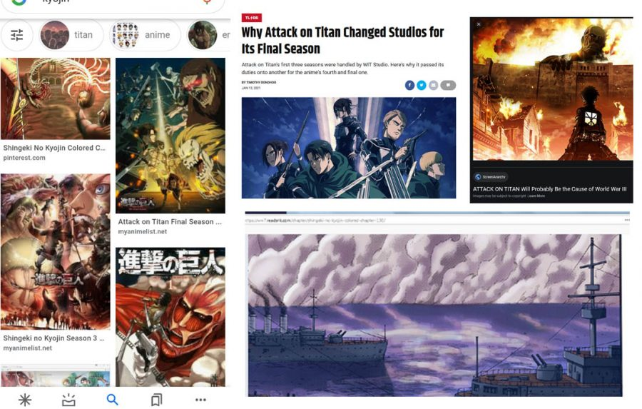 The end of the 'Attack on Titan' series is creating numerous new discussions on various websites.