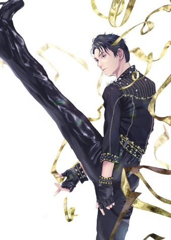 Japanese Olympic Figure-Skater Yuzuru Hanyu and His Rise to Fame