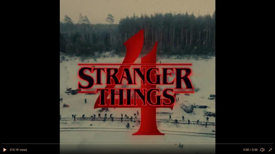 A trailer of 'Stranger Things Season 4,' was recently released on Twitter by 'Netflix.'
